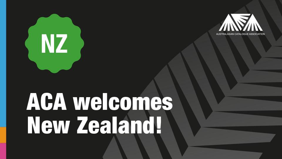 ACA welcomes New Zealand!