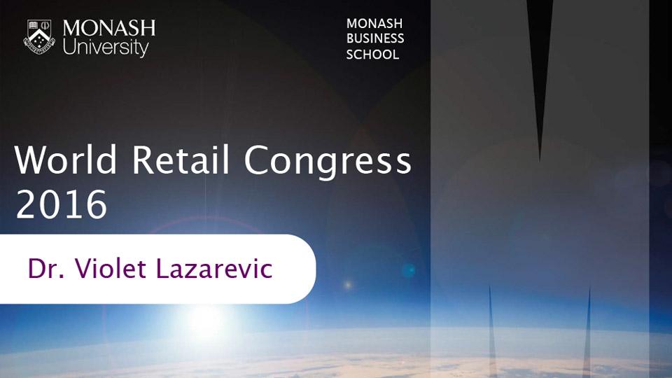 World Retail Congress 2016